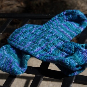 dragonfly socks