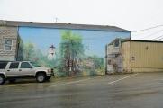 building mural